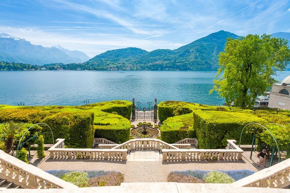 Villa Carlotta, Lago di Como, Italië