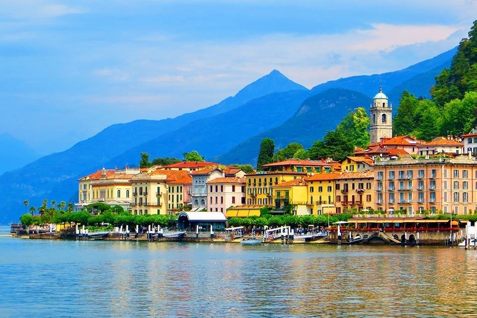 Bellagio, Lago di Como, Italië