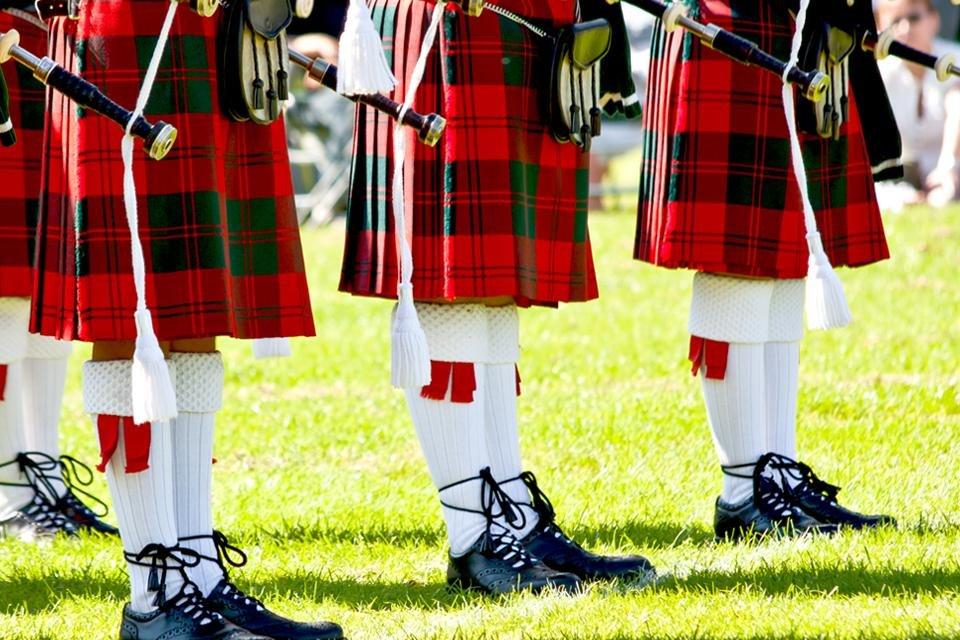 Highland Games, Schotland, Groot-Brittannië