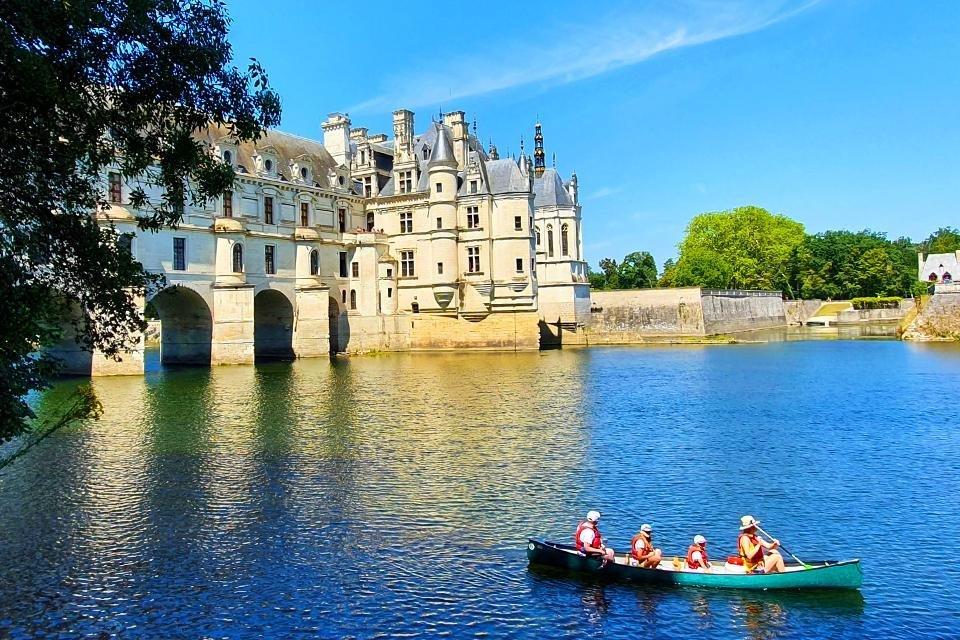 Château de Chenonceau, Loire, Frankrijk