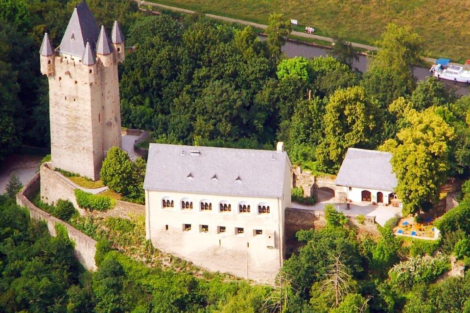 Kasteel van Nassau, Duitsland