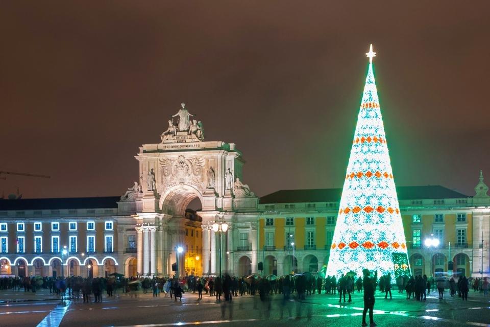 Kerst in Portugal
