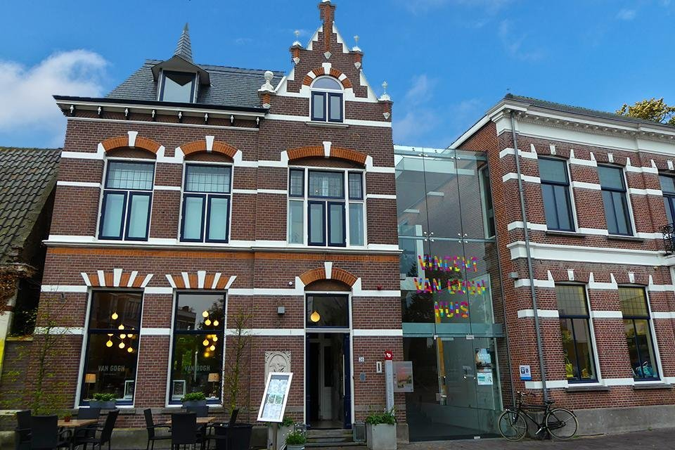 Het Van Goghhuis in Zundert, Nederland