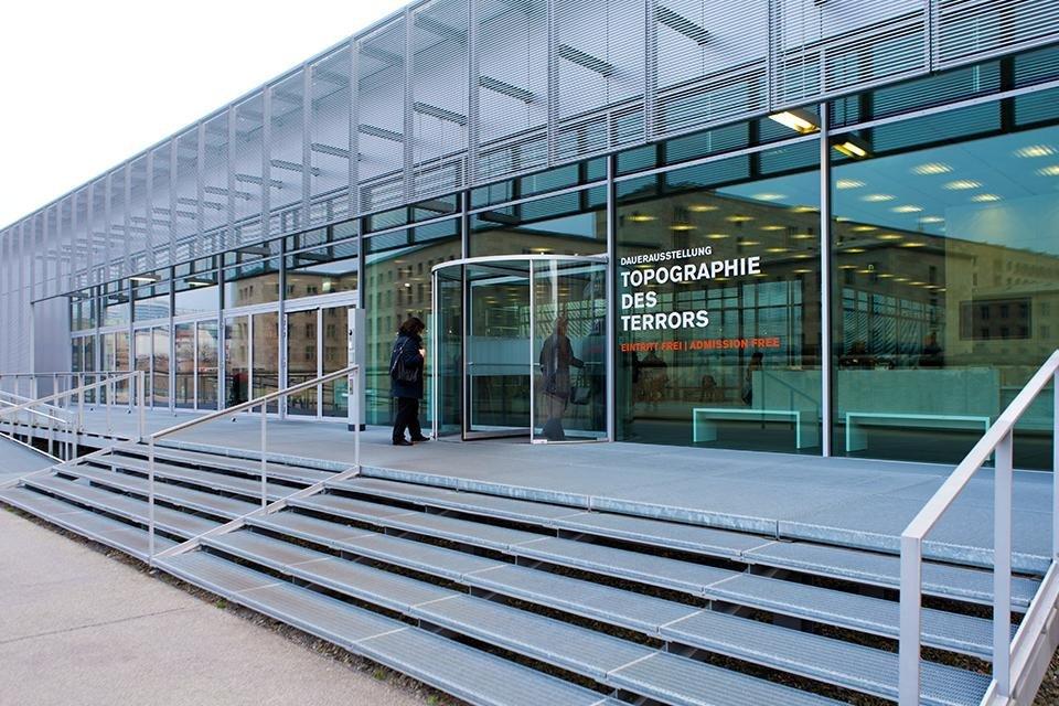 Museum Topographie Des Terrors in Berlijn, Duitsland