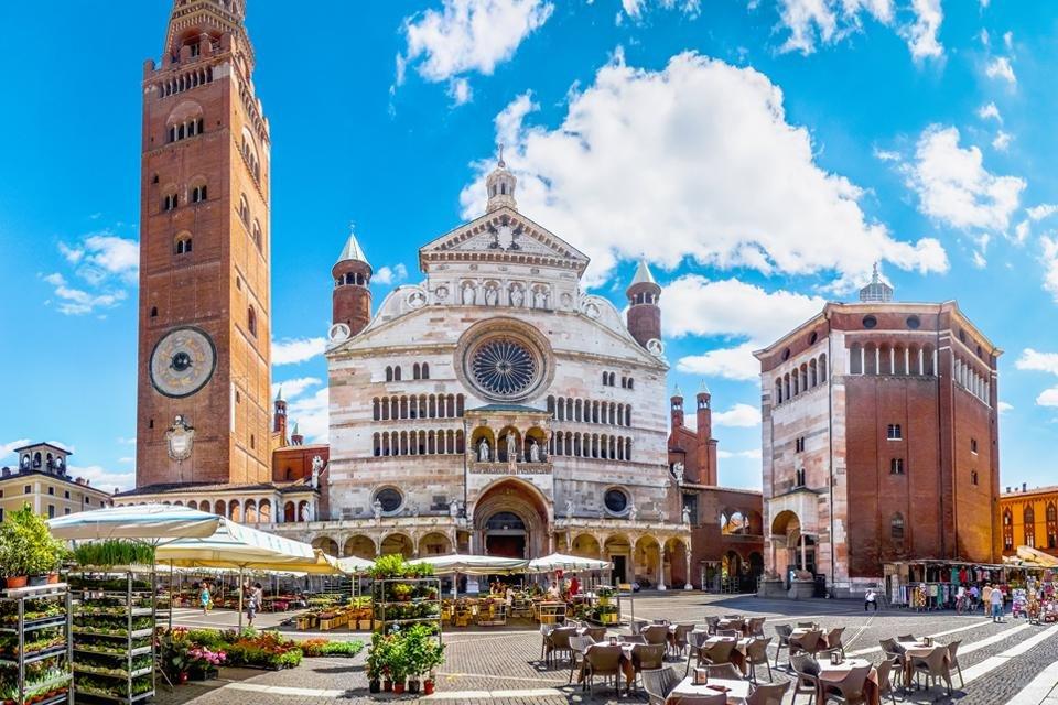 Cremona in Italië