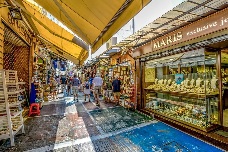 Markt in Griekenland