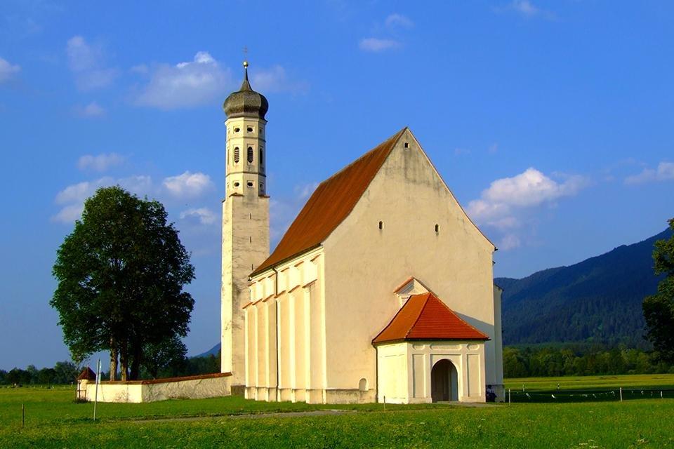 Wieskirche, Duitsland