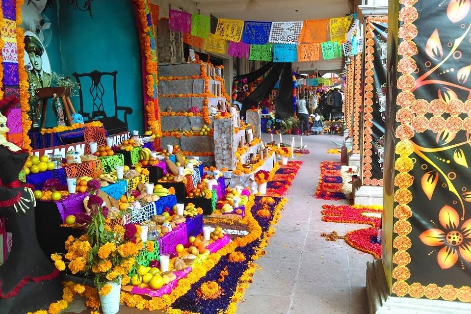 Día de los Muertos in Mexico