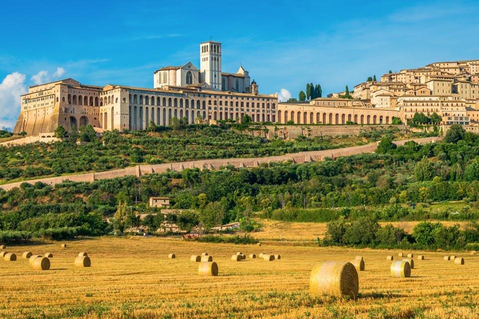 Assisi, Italië