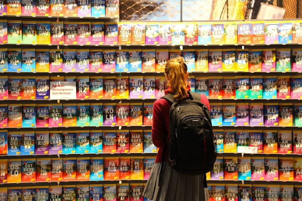 Frankfurter Buchmesse, Frankfurt, Duitsland