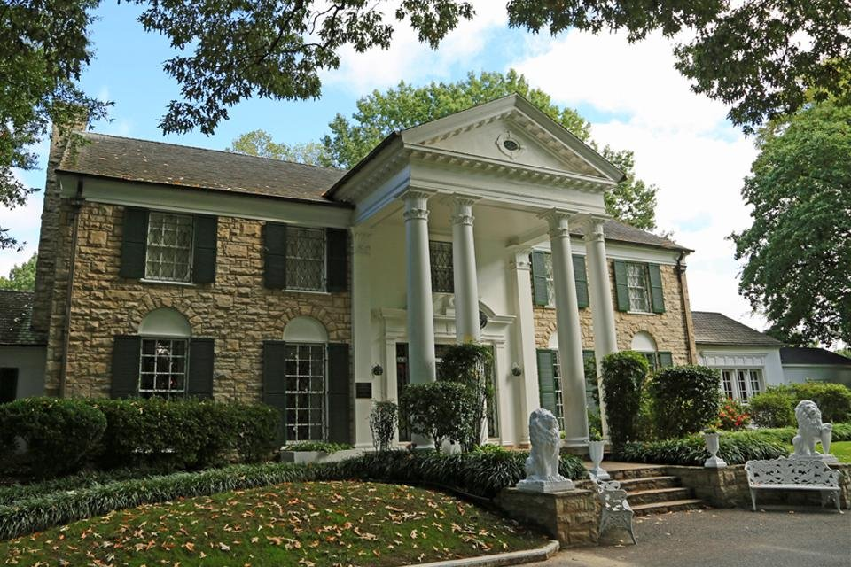Graceland, Amerika