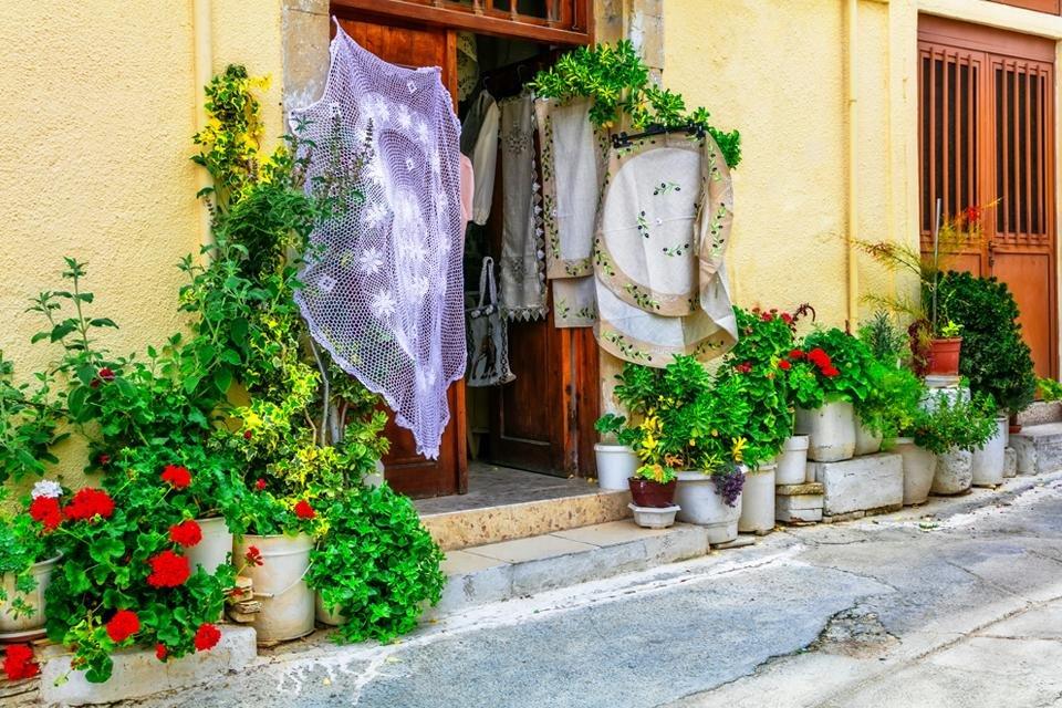 Omodos, Cyprus
