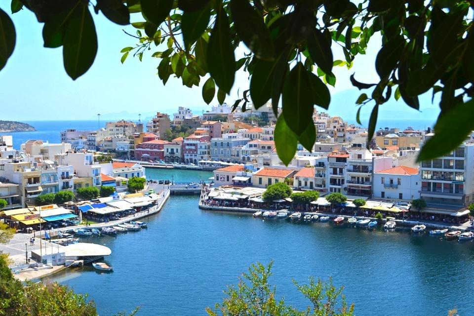 Agios Nikolaos op Kreta, Griekenland