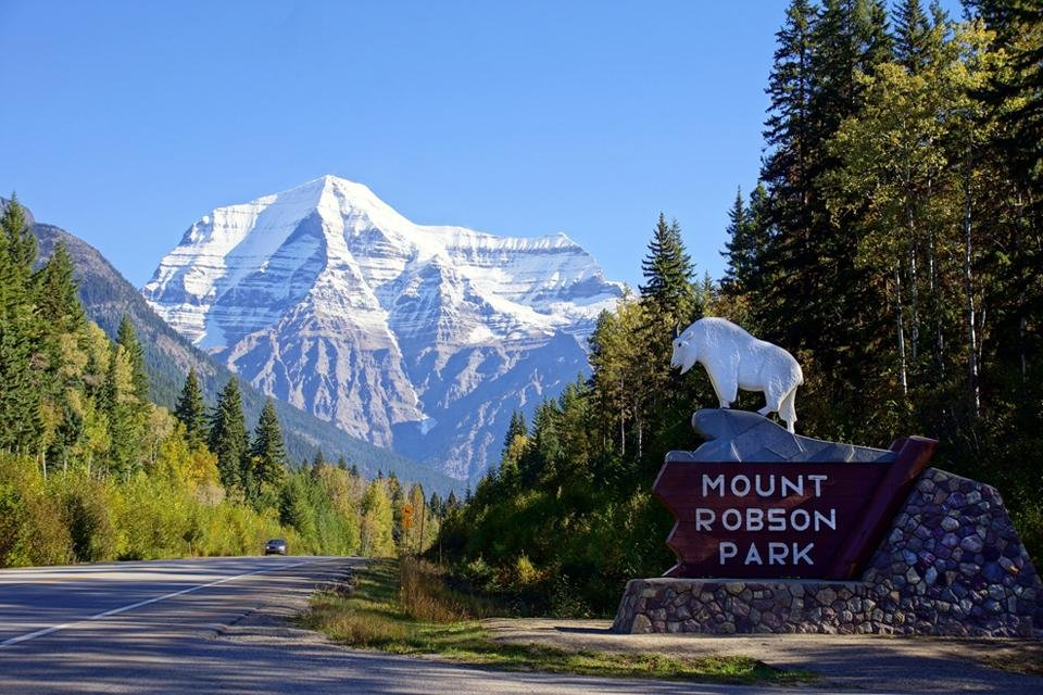 Mount Robson Park, Canada