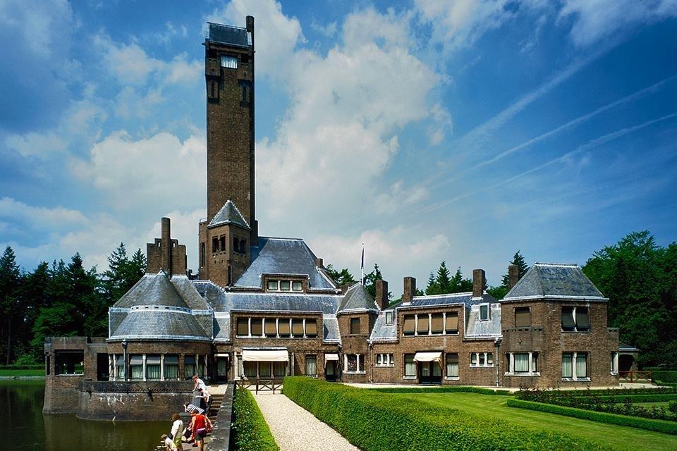 Jachthuis Sint Hubertus, Otterlo, Nederland