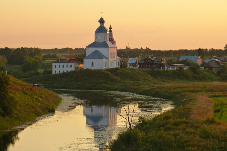 Soezdal, Rusland