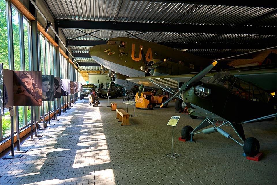 Best museum Bevrijdende Vleugels | foto Wouter Hagens