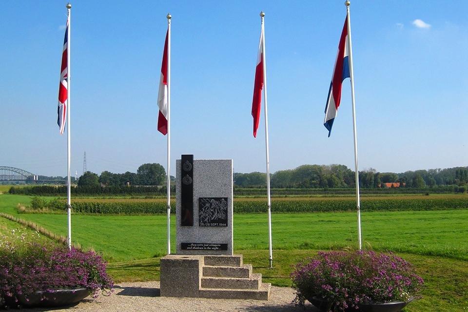 Driel Royal Engineers Memorial