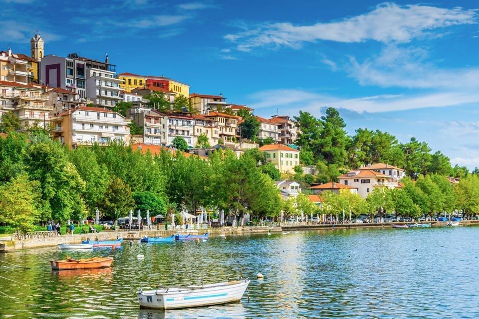 Kastoria, Griekenland