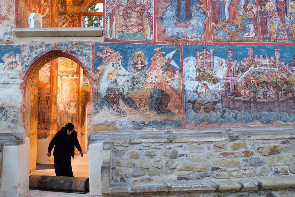 Klooster van de Boekovina, Roemenië