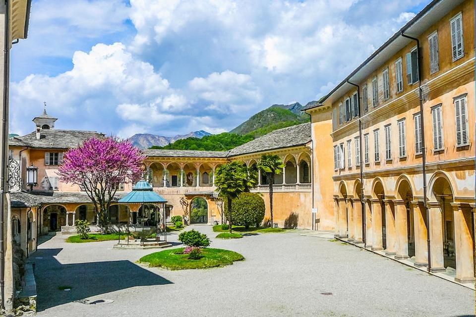 Sacro Monte di Varallo, Italië