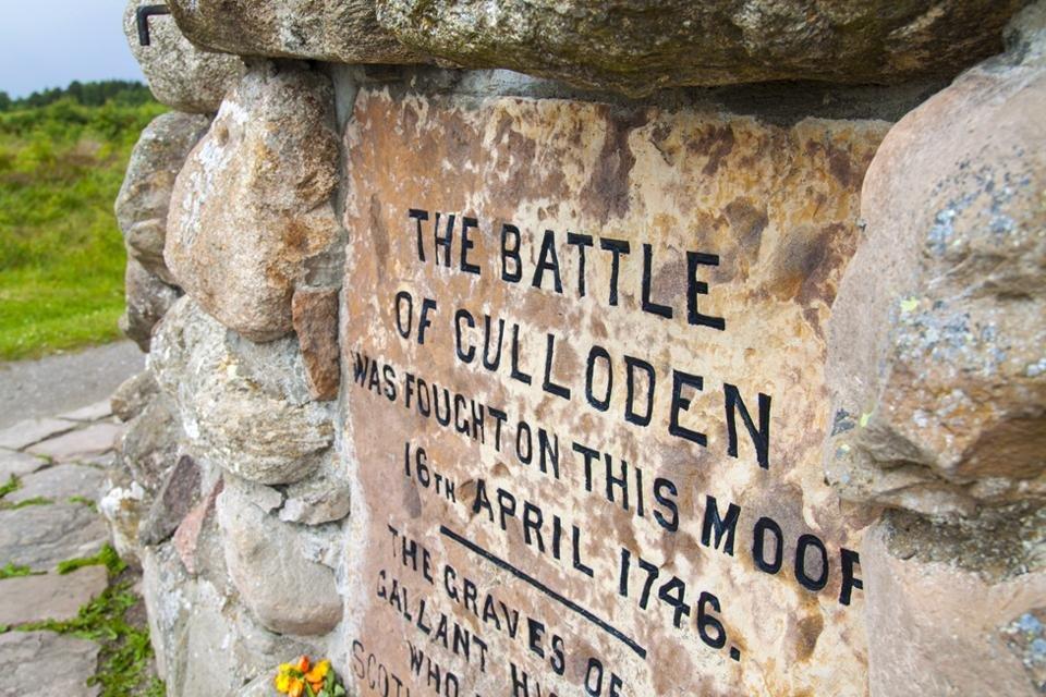 Culloden, Schotland, Groot-Brittannië