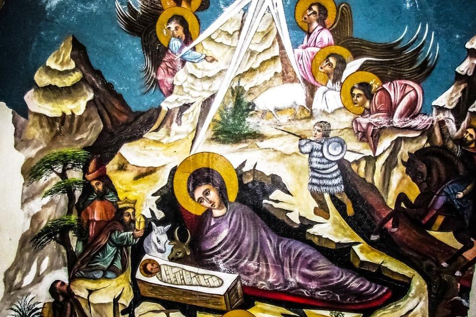 Byzantijns fresco, Cyprus