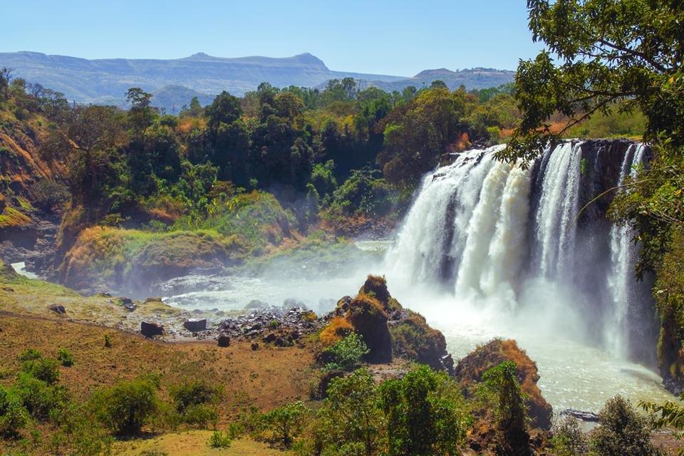 Blauwe Nijl, Ethiopië