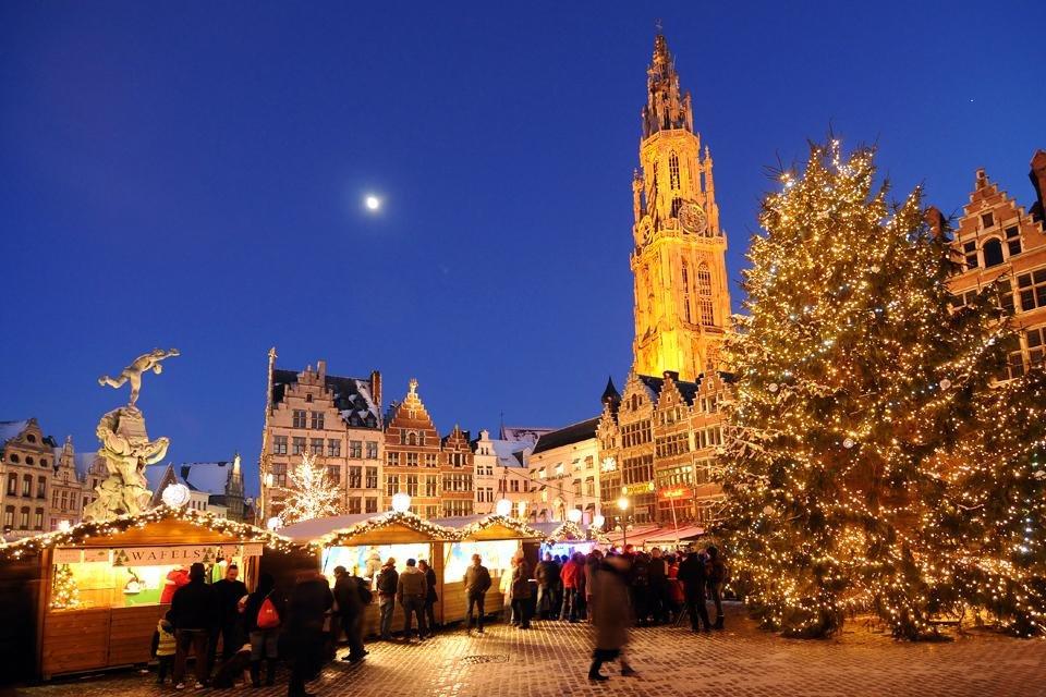 Kerst in Vlaanderen