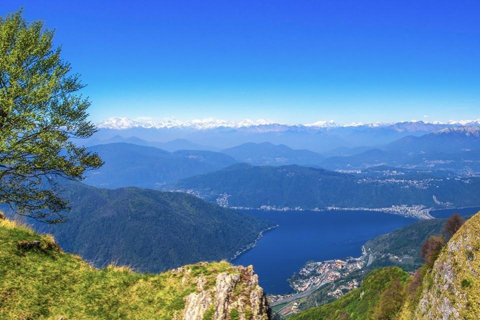Monte Generoso, Italië