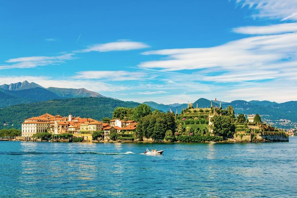 Isola Bella, Italië