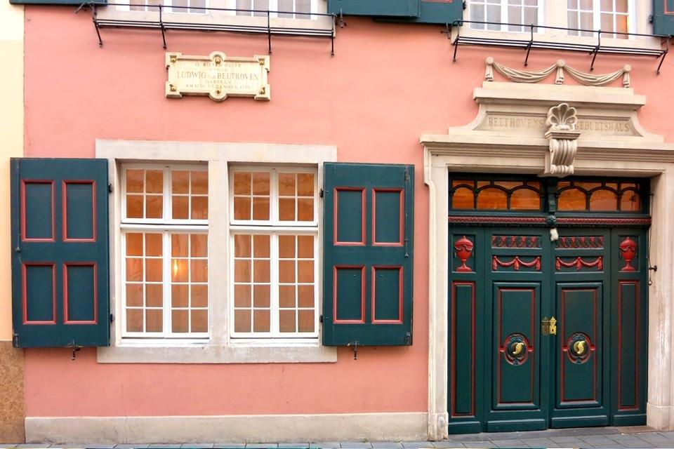 Beethovenhaus in Bonn, Duitsland