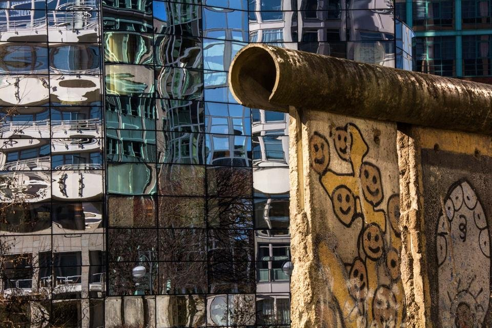 Berlijnse muur, Duitsland