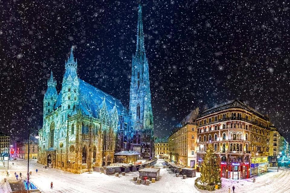 Stephansdom in Wenen, Oostenrijk
