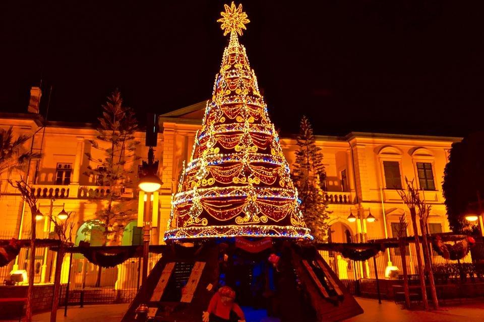 Kerst in Limassol, Cyprus