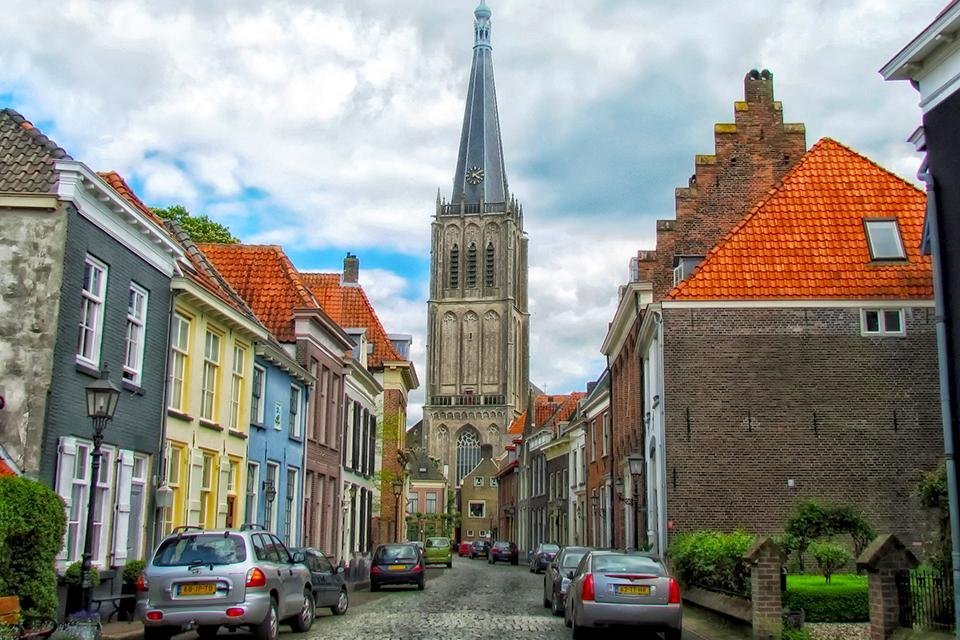 Binnenstad Doesburg, Nederland