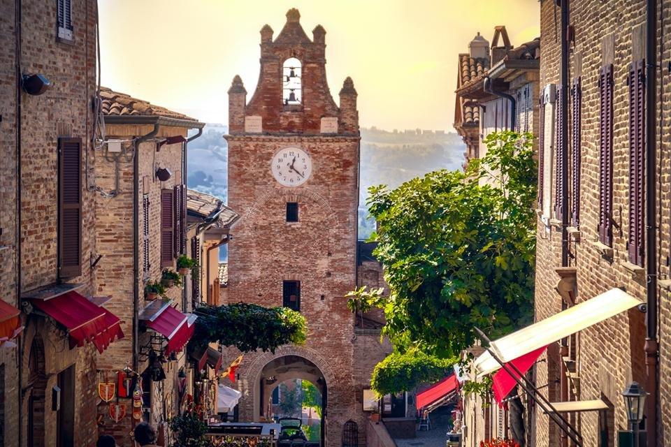 Pesaro, Italië