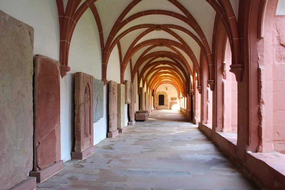Klooster Eberbach, Duitsland