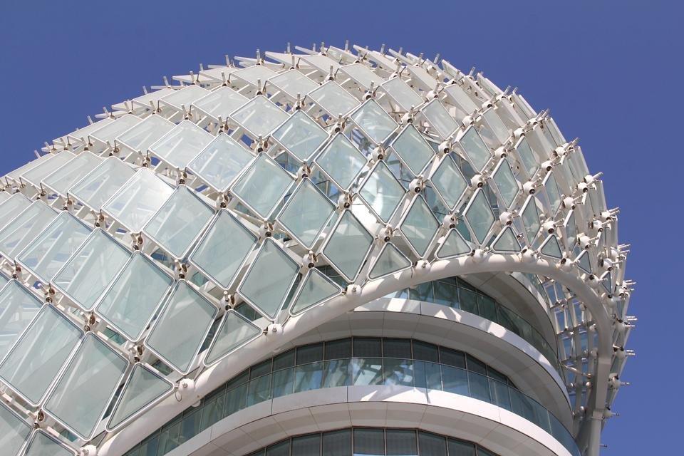 Het Yas Hotel in Abu Dhabi, Verenigde Arabische Emiraten