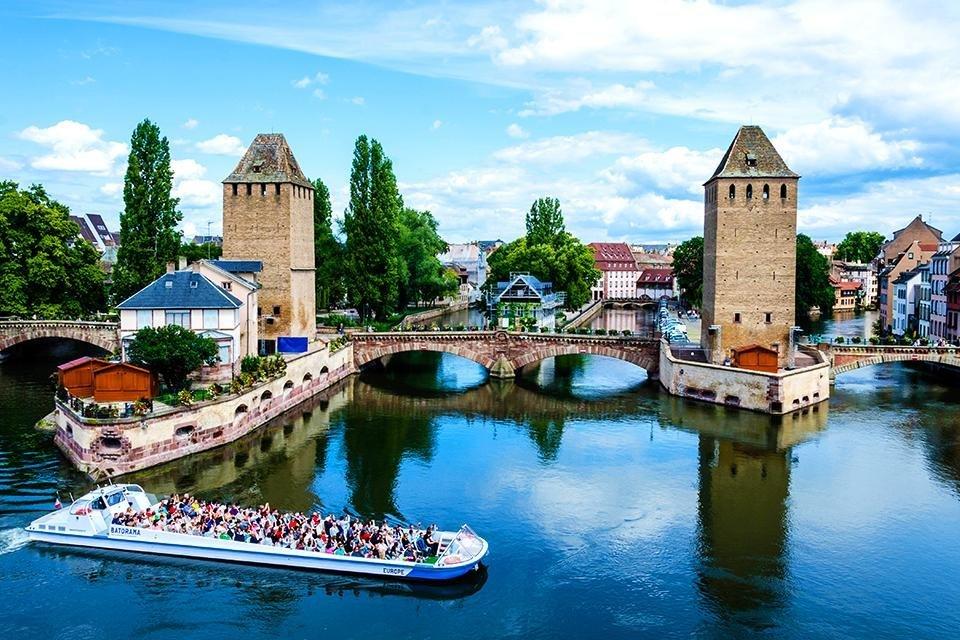 Straatsburg, Elzas, Frankrijk