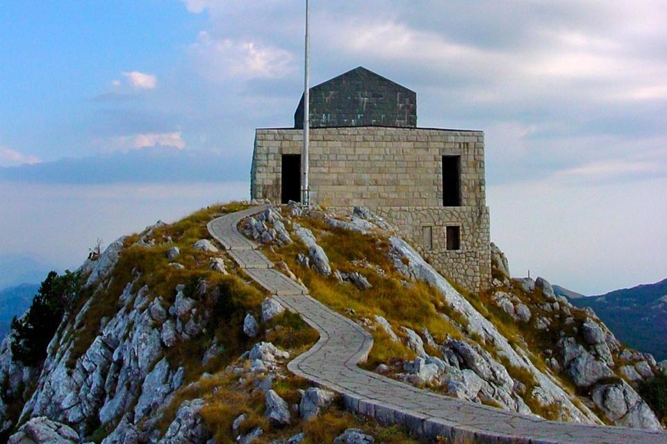 Mausoleum van Petar Njegos-Petrovic, Montenegro