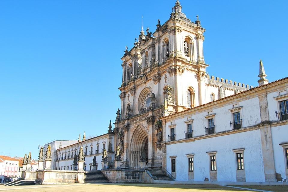 klooster van Alcobaça, Portugal