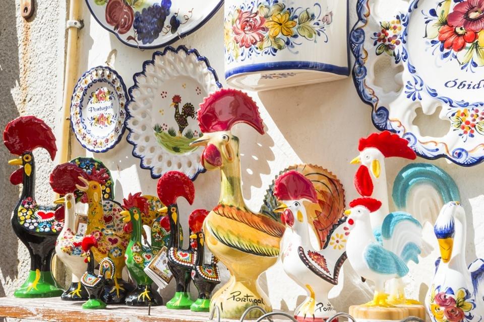 Souvenirs, Portugal