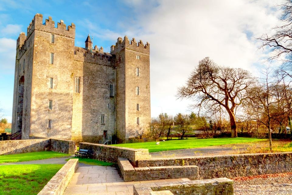 Bunratty Castle, Ierland