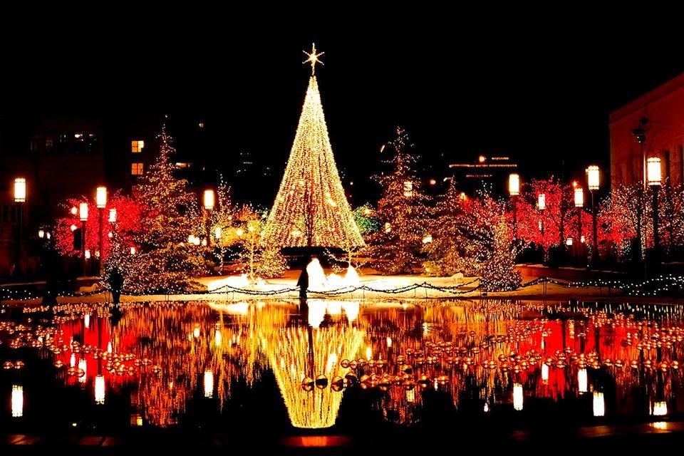Kerst in Lissabon, Portugal