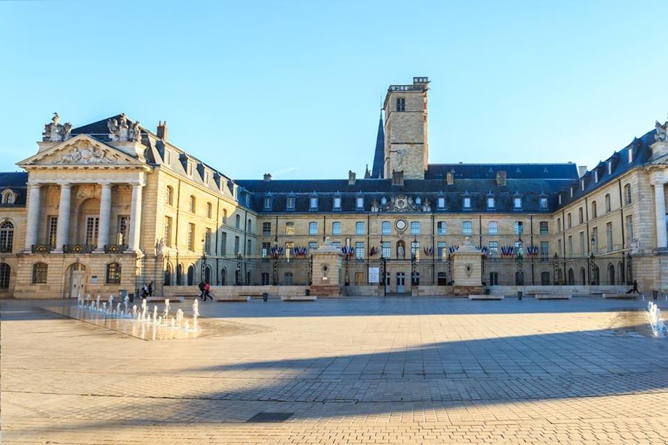 Palais de Ducs in Dijon, Frankrijk