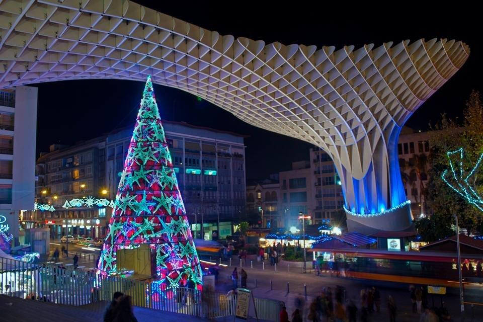 Kerst in Sevilla