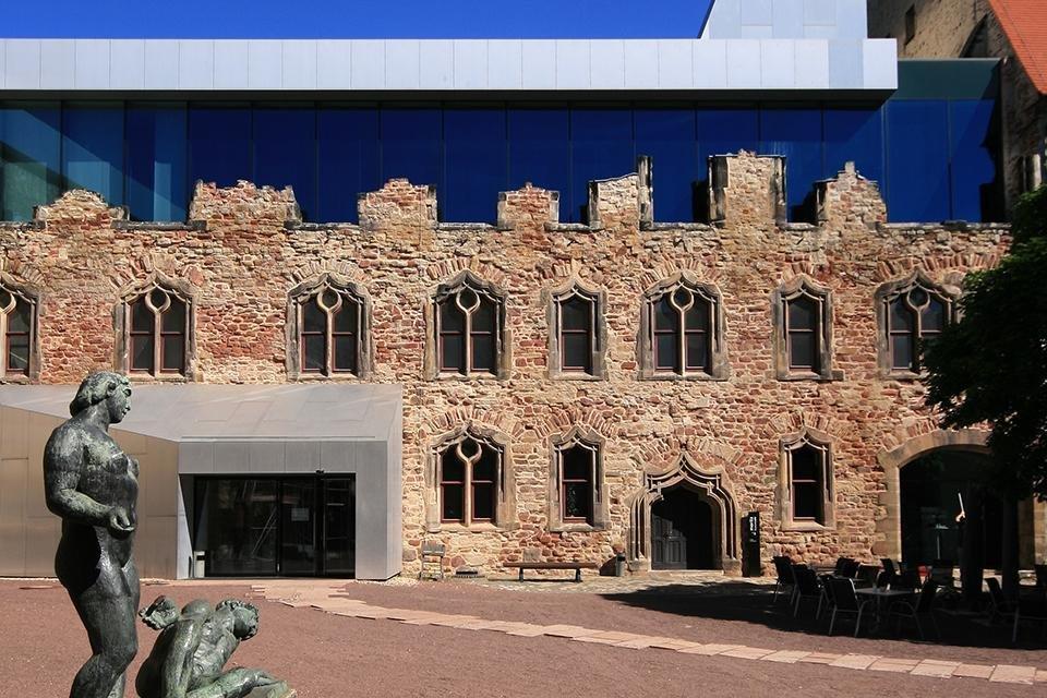 Kunstmuseum Moritzburg Halle (Saale), Duitsland