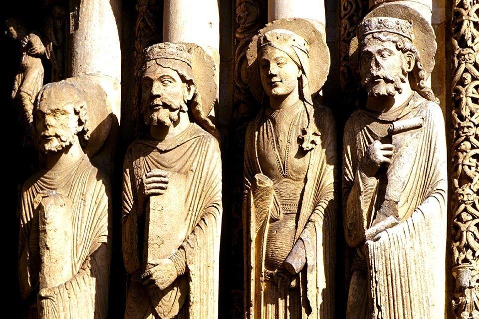 Kathedraal van Chartres, Frankrijk