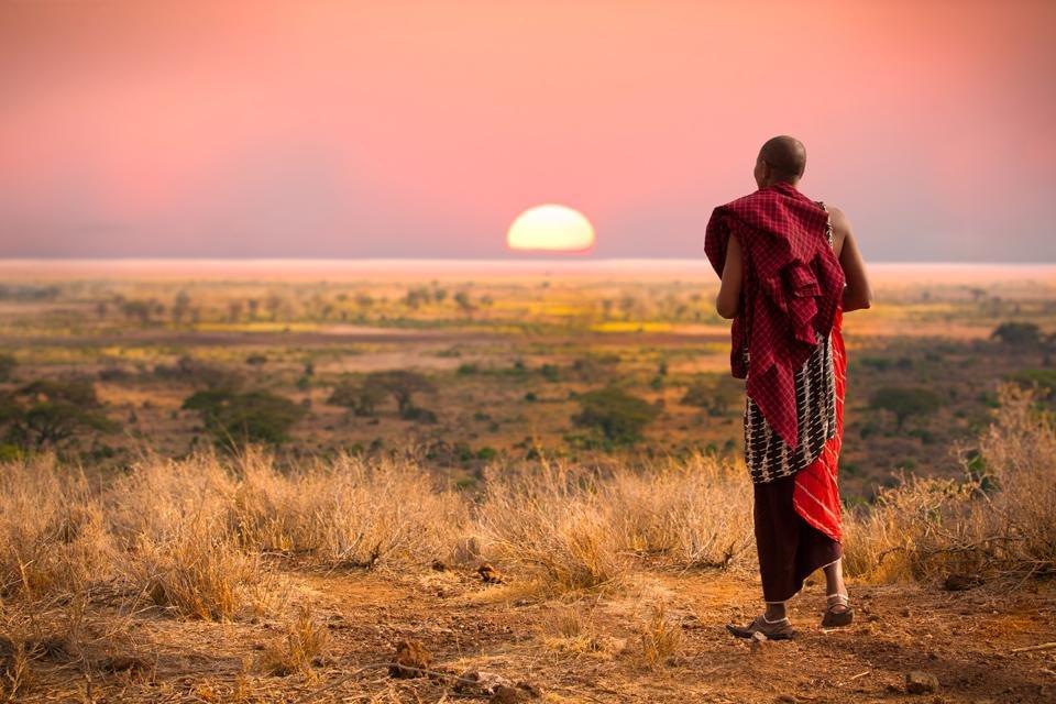 Masai in Tanzania